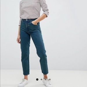 ASOS recycled Florence jeans